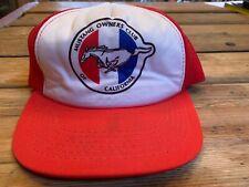 Original Ford Mustang pony GT Logo muscle car Basecap Casquette Trucker Baseball Cap