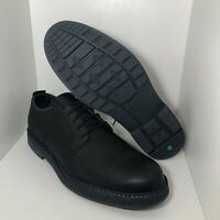 Timberland Work Shoes Squall Canyon Waterproof Oxford A1U46 Black Mens Size 10