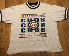 Vintage JOSTENS Chicago Cubs T-Shirt Size Large L  Tee