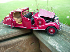 Danbury Mint 1/24th Scale 1938 Rolls-RoycePhantom III-WITH BOX-