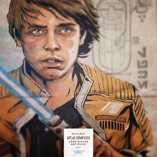 Luke - STAR WARS - A New Hope - Empire Strikes Back - Luke Skywalker - Lightsabe