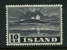 Iceland  Scott #252 Facit #287 Mint  Cats. $35