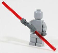 LEGO STAR WARS DARTH MAUL MINIFIGURE LONGER LIGHTSABER PARTS X1 - NEW GENUINE