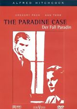 DVD DER FALL PARADIN v. Alfred Hitchcock, Gregory Peck ++NEU