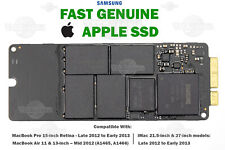 Apple 768GB SSD For MacBook Pro Retina 13 15 Air iMac Mid Late 2012 Early 2013
