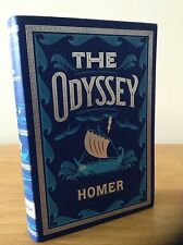 HOMER THE ODYSSEY LEATHER BOUND BOOK