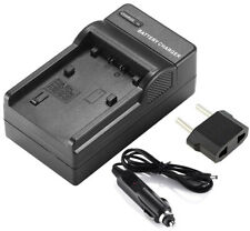 Battery Charger for Sony FDR-AXP33, FDR-AXP35, FDR-AXP55 Handycam Camcorder