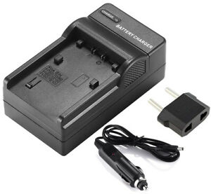 Battery Charger for JVC Everio GZ-EX515, GZ-EX515BU, GZ-EX515BUS Camcorder