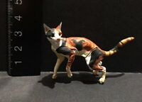 Kaiyodo Furuta Choco Q Pet Animal 5 Oriental Shorthair Cat Figure B