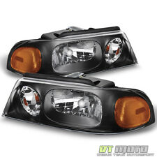 1998 1999 2000 2001 2002 Lincoln Navigator Headlights Headlamps 98-02 Left+Right