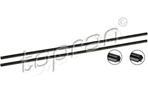 Wiper Blade Rubber Set For VW AUDI BMW SKODA SEAT Bora Golf Mk1 Mk2 2 1365884