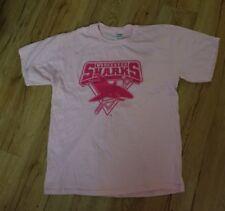 Worcester Sharks  'Pink in the Rink' Cancer Awareness T-Shirt men's size-Large