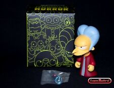 Dracula Burns - The Simpsons Treehouse of Horrors Vinyl Mini Figure Kidrobot