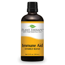 Immune-Aid Synergy Essential Oil 100 ml 100% Pure Undiluted, Therapeutic