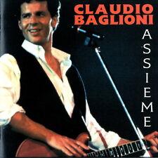 CLAUDIO BAGLIONI - ASSIEME 1992 (Copertina Diversa) RARO CD Nuovo Special Edit