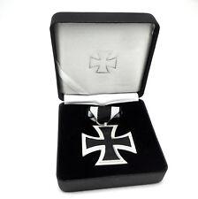 Orden 1.Weltkrieg Eisernes Kreuz 2.Klasse 1914 mit Leder Etui - EK2 - ** TOP **