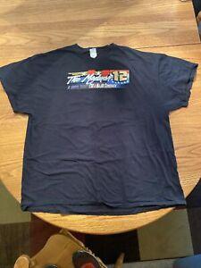Robert Ballou USAC sprint car shirt Men's 3xl black