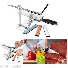 RUIXIN PRO (III) Fix-Angle Knife Sharpener  Kitchen Sharpening System+4 Stone UK