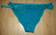Gorgous green H&M side tie bikini bottoms size 10