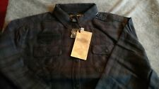 Harley-Davidson® Women's Applique Plaid Flannel Relaxed Fit Shirt 99035-18Vw