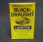 VINTAGE NOS GRANULATED BLACK-DRAUGHT LAXATIVE DRUG STORE SEALED BOX