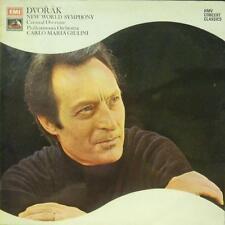Dvorak (vinilo Lp) New World Symphony-HMV-SXLP 30163-UK-Ex -/EX