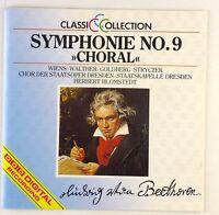 """CD - L. V. Beethoven - Symphonie No.9 """"Choral"""" - A4897"""