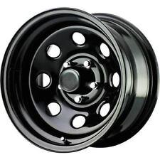 Pro Comp Wheel 17x9 Series 97 Bolt Pattern 8x6.5 Gloss Black Steel 97-7981 Pcw97