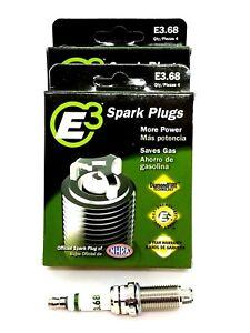E3.68 E3 Premium Automotive Spark Plugs - 8 SPARK PLUGS