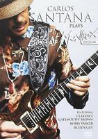 CARLOS SANTANA - PLAYS BLUES AT MONTREUX 2004 PAL All Region DVD *NEW*