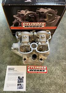 04-05 KX250F 04-06 RM-Z250 Cylinder Works Cylinder Head CH3002-K01 422-3002HD