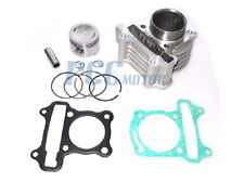 47MM Big Bore Kit GY6 50cc to 80cc Scooter Moped 139QMB Cylinder Piston I CK14