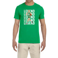 Boston Celtics Larry Bird Legend T-Shirt