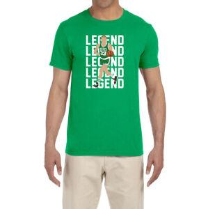 Boston Celtics Larry Bird Legend T-Shirt