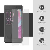 New Clear Tempered Glass Screen Guard Protector For Sony Xperia X Performance