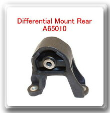 A65010 Differential Mount Rear  Fits Honda CR-V 2002-2011 Element 2003-2011 4WD