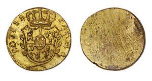 PESI MONETARI Ducato di Parma, Ferdinando di Borbone Mezza Doppia di Parma