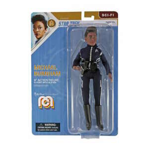 Mego Star Trek Discovery Michael Burnham Action Figure