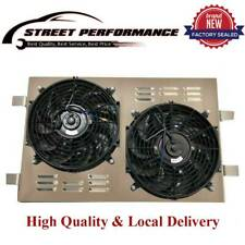 ALUMINUM RADIATOR SHROUD FAN Fits Holden VY Commodore V6 3.8L AUTO/MT 2002-04 03