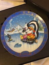 Rare Collectible! Pepe le Pew Limited Edition Plate