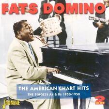 FATS DOMINO - THE AMERICAN CHART HITS 2 CD NEUF