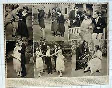 "1920 American Play ""irene"" Empire Theatre Miss Edith Day"