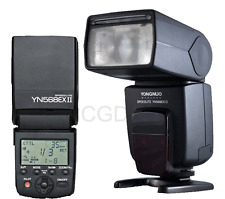 YONGNUO YN-568EX II  Flash Speedlite for Canon 1300D 100D 6D 1200D 760D 750D 80D