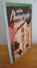 SALON PHOTOGRAPHY 1952; Nudes, Anita Ekberg, Youth Baseball, Railroad Yard etc