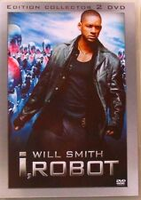 2DVD I ROBOT - Will SMITH / Bridget MOYNAHAN / Bruce GREENWOOD - Edt COLLECTOR