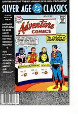 DC SILVER AGE CLASSICS ACTION COMICS #252 1992 BY DC COMICS VERY FINE (8.0)