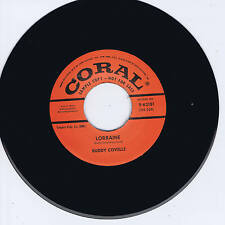 BUDDY COVELLE - LORRAINE - CLASSIC MONSTER GUITAR ROCKABILLY REPRO