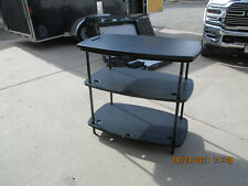 New Listingskyline Exhibits Trade Show Booth Display Table Folding In Hard Case