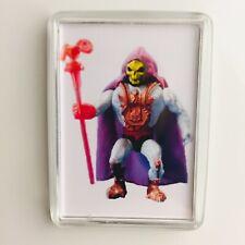 LASER-LIGHT SKELETOR He-Man Masters of the Universe MOTU Fridge Magnet