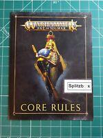 Warhammer Age Of Sigmar softback mini rulebook